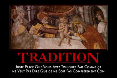 La Circoncision de Jésus (fresque de Jean Canavero, XVe siècle) Circoncision tradition complètement con