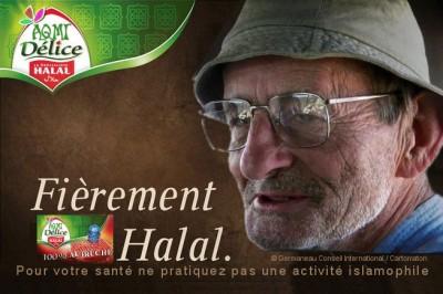 Fièrement Hallal, islam, tuer, barbare, Michel Germaneau, victime, autruche...